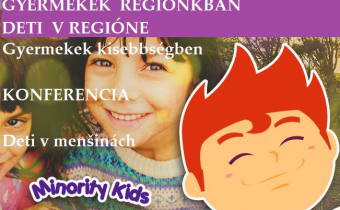 Gyermekek kisebbségben konferencia