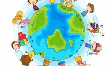 Farebná škola, farebný svet